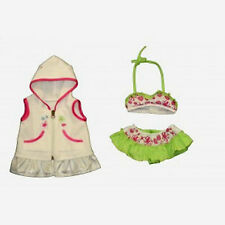 Teddy Bear SWIMSUIT and COVER-UP CLOTHES Fit 14