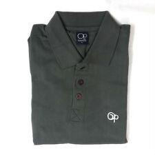 Branded Green Polo Neck Tee Shirt For Men