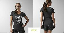 Donna CrossFit T-shirt Reebok CrossFit Mess You Up Palestra