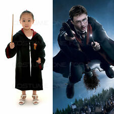 Harry Potter Cosplay Gryffindor/Hufflepuff/Slytherin/Ravenclaw Mantello bambino