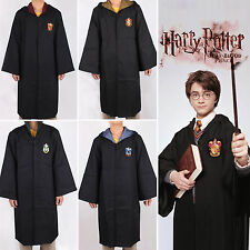 Harry Potter Cosplay Costume Gryffindor/Hufflepuff/Slytherin/Ravenclaw Mantello