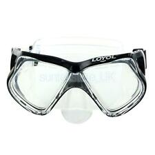 Anti-fog Diving Mask Swimming Tempered Lens Goggles Snorkeling Scuba Device