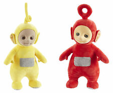 Teletubbies Tickle & Giggle Plush Soft Toy - Po or Laa-Laa  NEW