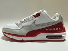 Nike Air Max LTD White/Neutral Grey/Varsity Red