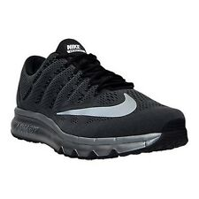 New, Authentic, Men's Nike Air Max 2016 Premium, Black/Reflect Silver