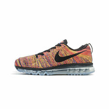 Nike Air Max Flyknit  Men's Authentic Genuine Tennis Shoes Sneakers Running