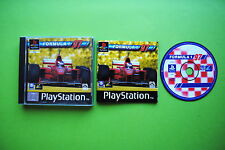 Formula 1 97 F1 One PS1 Playstation 1 PS2 PS3 PAL Game + Disc Only Option