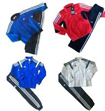 adidas Trainingsanzug Freizeitanzug Jacke Trainingshose Trainingsjacke Gr.98-176