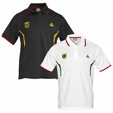 PEAK Polo Germany Basketball Poloshirt DBB Deutschland Herren