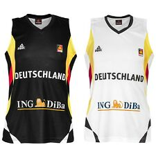 PEAK Single Jersey Women Germany 2015 Basketball Deutschland Trikot Damen Frauen