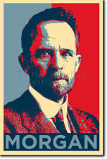THOMAS HUNT MORGAN - HOPE POSTER - PHOTO PRINT ORIGINAL ART GIFT