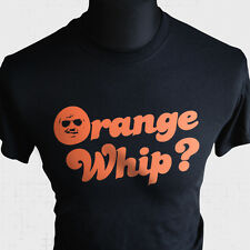 Orange Whip T Shirt The Blues Brothers John Candy Jake and Elwood Cult Movie Tee