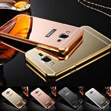 New Luxury Ultra-thin Metal Mirror Case Cover For Samsung Galaxy S7 / S7 Edge