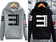 Eminem Hip Hop Rap Singer Sweater Fleece Hoodie Hoody Jacke Kapuzensweaters
