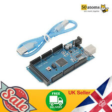 Arduino Compatible Mega 2560 R3 ATmega2560 16AU Module with optional USB Cable