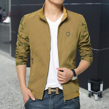 The new young male spring jacket thin section of Korean men's fashion collar