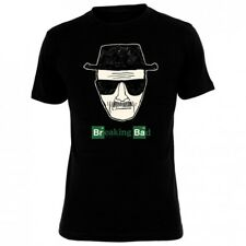 Breaking Bad T-Shirt Men - HEISENBERG PIC - BREAKING BAD - Black