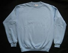 HAKRO HARRY KROLL Sweatshirt AKTIVE WEAR / Hellblau / NEU