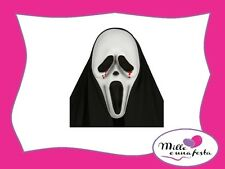 Maschera Scream Halloween Carnevale Festa Adulti bambini Accessori Party