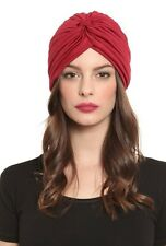 Modo Vivendi | Colorful Stretchy Beanie Turban Hijab Bandana Head Wrap Style Cap