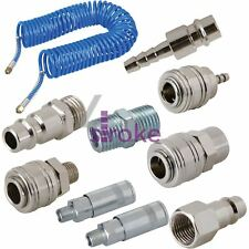 Euro Compressor Air Line Coupler Connector Fitting 1/4 BSP Quick Connect Release