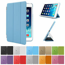 New Smart Stand Magnetic Leather Case Cover For APPLE iPad Air 4 3 2 Mini