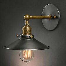 LAMPARA APLIQUE PARED VINTAGE-RETRO INDUSTRIAL _ AG45   (AGRALED)