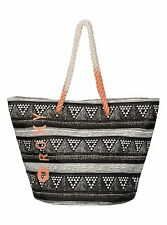 Roxy Women's Sun Seeker Summer Holiday Beach Travel Handbag Shoulder Tote Bag