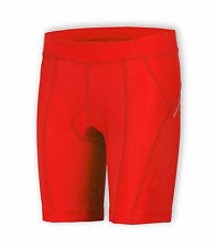 ZIENER Damen Bike Fahrradhose Tight Chocci rot 888 neu