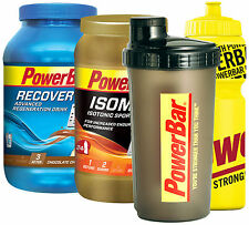 Powerbar Recovery Drink 2.0 Dose 1144g & IsoMax Sports Drink Dose 1200g + BONUS