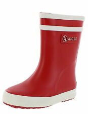 Aigle Baby-Flac Gummistiefel rot rouge blanc