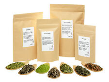 WellTea Japanese Sencha Green Tea Variations - 500g