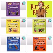 Pencil Case Stationery Set From Horrible Histories | STOCKING FILLER RENTREE