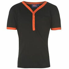 BNWT BOYS SIZE/AGE 7-8 LEE COOPER T-SHIRT TOP BLACK BLUE GREY NEXT DAY POST