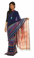 Indo Mood | Exclusive Hand Woven Pure Cotton Kutch Saree