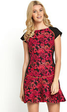 Ted Baker Bonny Jacquard Print Evening Occasion Dress BNWT Multiple Sizes