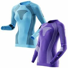 X-Bionic Running Lady Effektor Power Shirt Long Sleeve Funktionsshirt Laufshirt