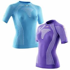 X-Bionic Running Lady Effektor Power Shirt Laufshirt Funktionsshirt Damen Frauen