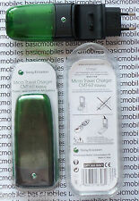 GENUINE/ORIGINAL CMT-60 Sony Ericsson Mains/Emergency AA Battery Charger Adapter