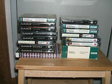 Audio Book Cassettes: Agatha Christie, Francis Durbridge Etc.