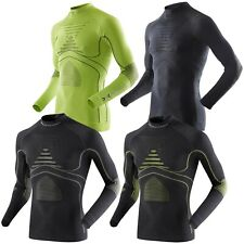 X-Bionic Man Accumulator EVO Energy Shirt Long Sleeve Turtle Neck Funktionsshirt