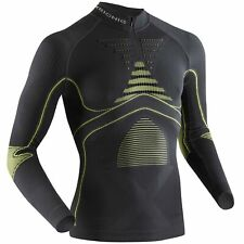X-Bionic Man Accumulator EVO Energy Shirt Long Sleeve Zip Up Funktionsshirt