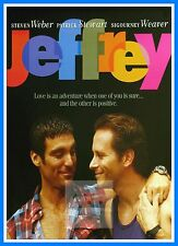 Jeffrey    Gay Themed Movie Posters Vintage Cinema
