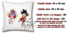 COJIN ARALE Y GOKU DRAGON BALL CUSHION coussin ES