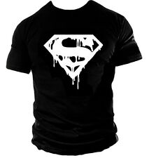 gym T Shirt Training Bodybuilding workout wear top tee tshirt Clothes MMA