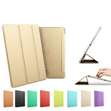 Smart Case Supporto Magnetico Auto Sonno Wake UP Sacchetto Cover per iPad
