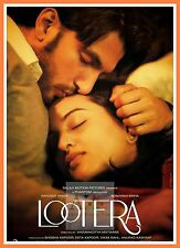 Lootera    Bollywood Movie Posters Vintage Classic Indian Films