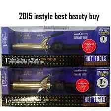 Hot Tools Professional Gold Spring and marcel Curling Iron - Pick your size