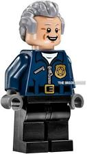 LEGO SUPER HEROES - CAPTAIN STACY FIGURE + FREE GIFT - FAST - BESTPRICE - NEW