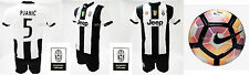 Maglia Pjanic Juventus Ufficiale Completo Juve 2016 2017 Outfit Pallone Serie A